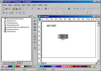 logiciel codesoft gratuit